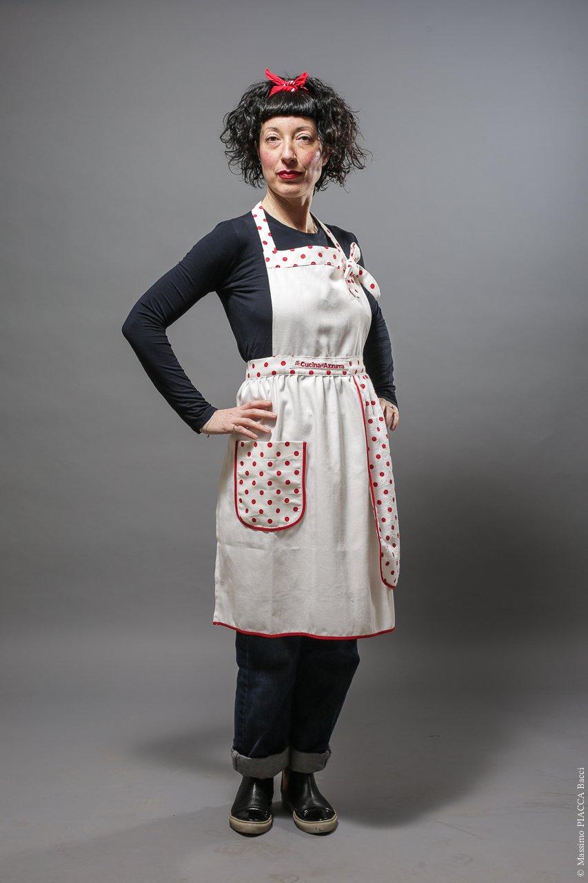 Grembiule Amelie La cucina di azzurra