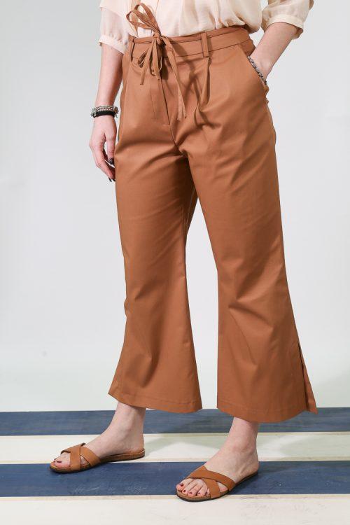 pantalone tabacco | Emma&Gaia