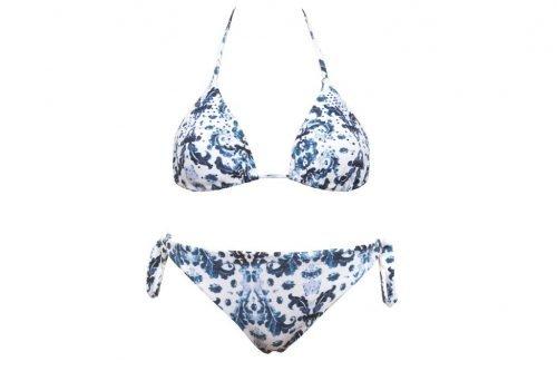 6a72af2df0b7 Bikini Triangolo Damascato | Verdissima