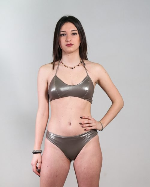 bikini lamina bronzo | blessy