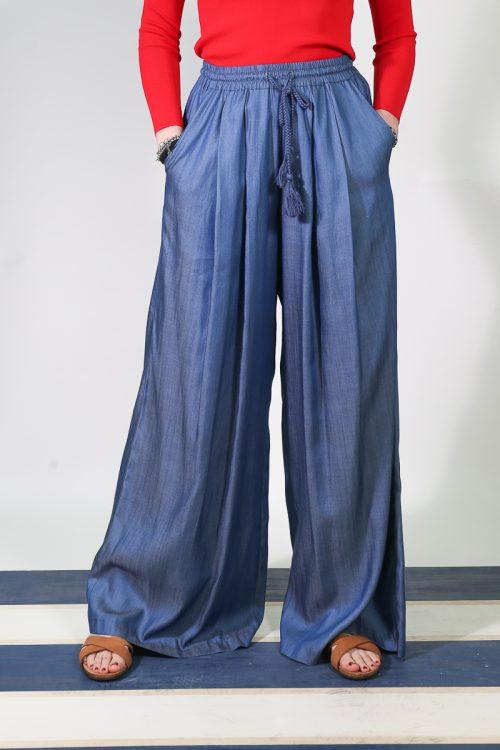 gonna-pantalone jeans | Emma&Gaia