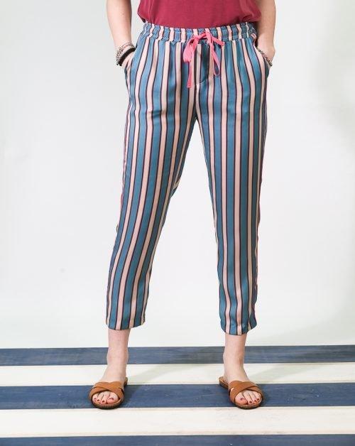 pantalone righe | emma&gaia