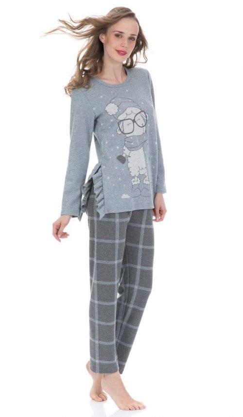 4351 pigiama donna