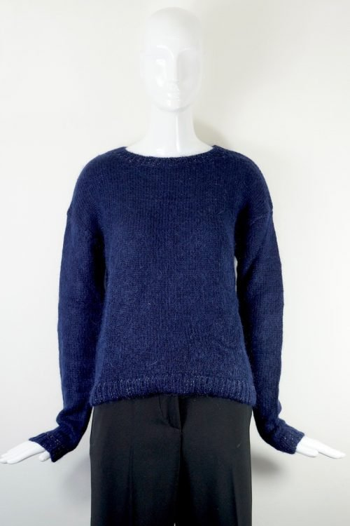 maglia blu Emma&Gaia