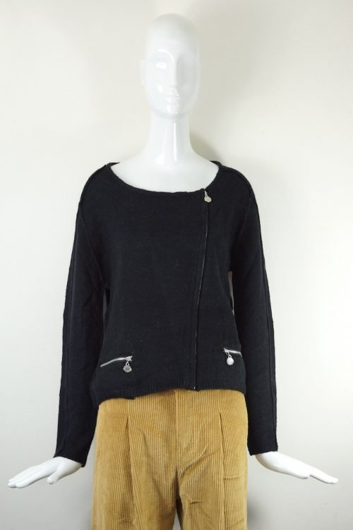 maglia zip Emma&Gaia