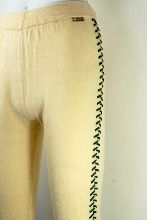 pantalone lana avorio | Twin set