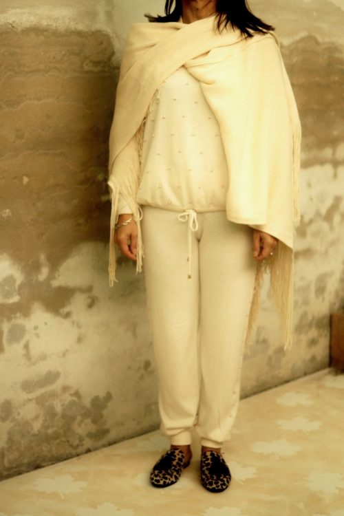 pantalone perle Twin-set