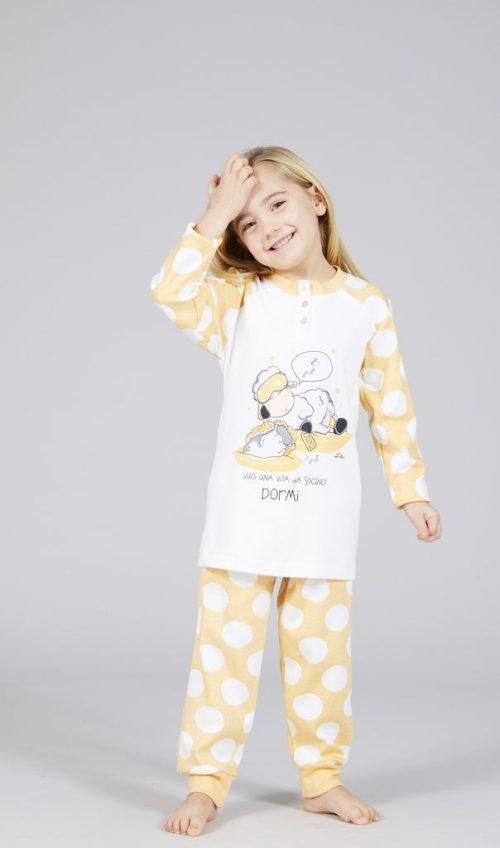 pigiama bimba 4643