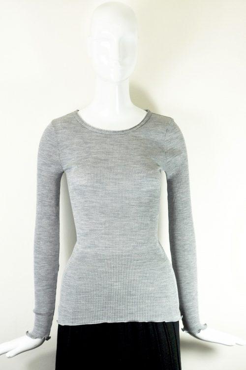 maglia grigio Oscalito
