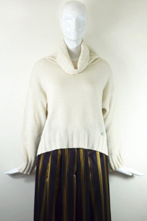 maglia avorio Emma&Gaia