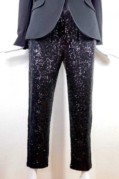 pantalone paillettes Emma&Gaia