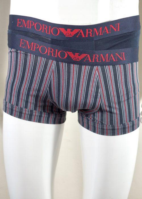 bipack righe Emporio Armani
