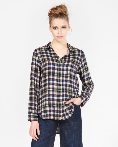 camicia quadretti B.yu