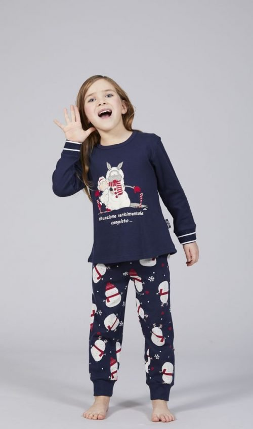 4775 pigiam natale bimba Happy People