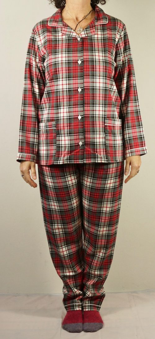 pigiama madras Intimoemma
