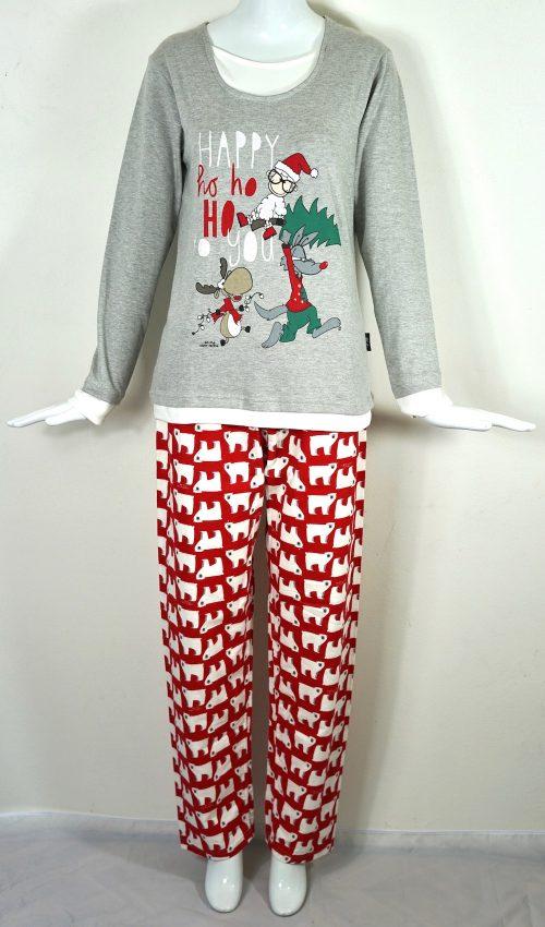 3594 pigiama Happy People donna