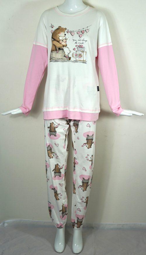 pigiama rosa Happy People
