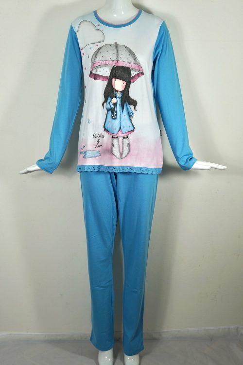 50766 pigiama donna Santoro