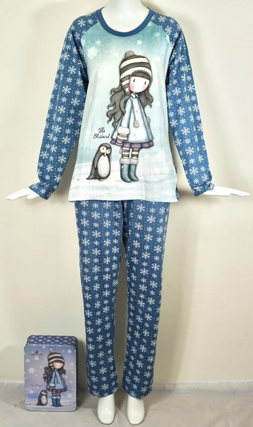 50780 pigiama donna Santoro