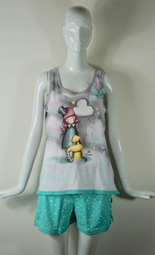 50957 pigiama donna Santoro
