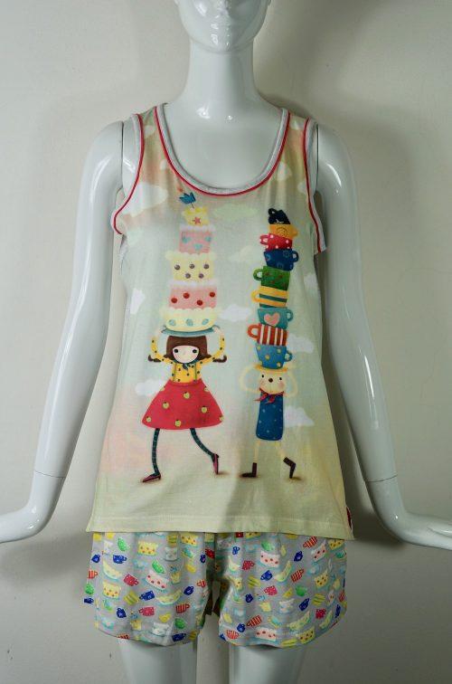 pigiama donna 50977 Santoro