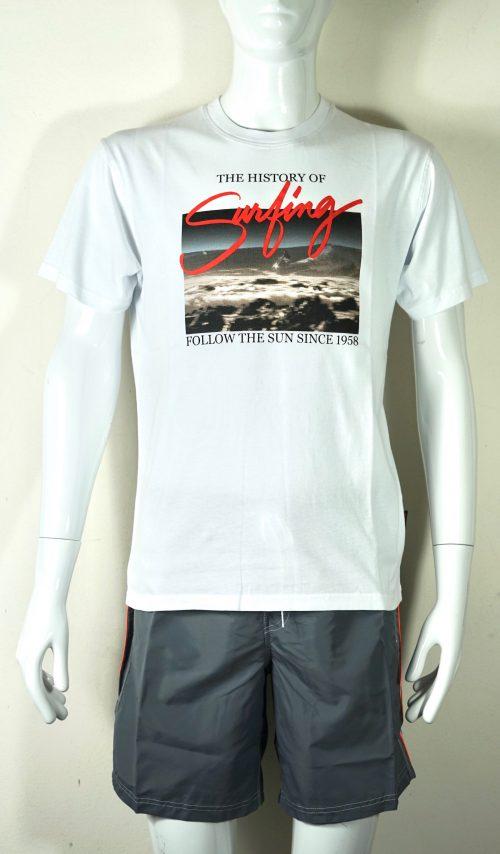 t-shirt Sundek Uomo Surfing