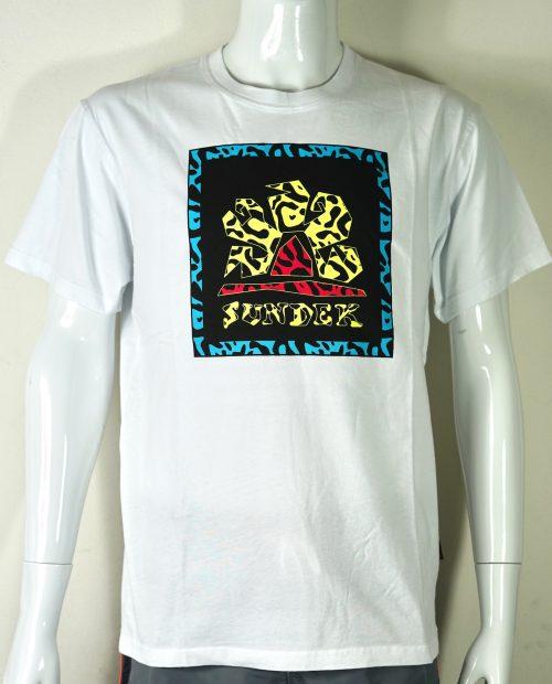 t-shirt disegno new simeon uomo Sundek