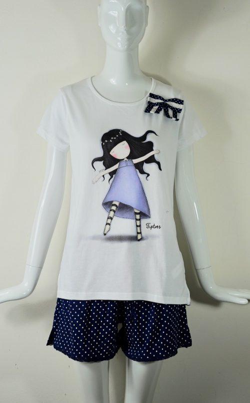 pigiama donna 50968 Santoro