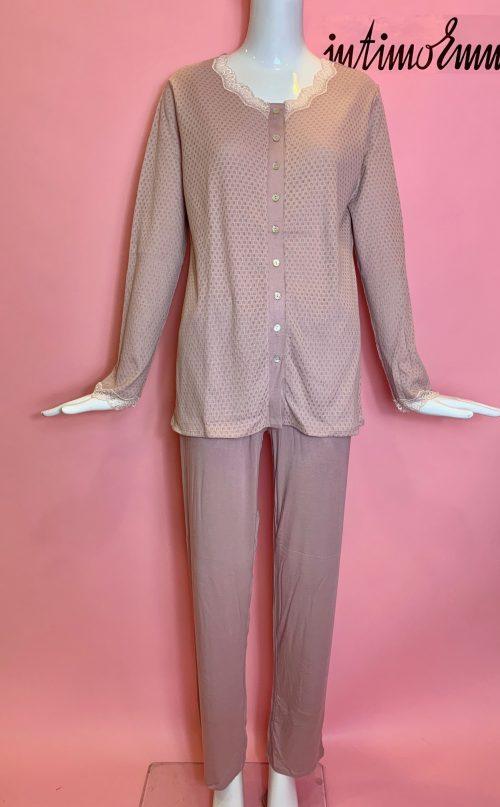 OA11 pigiama Verdissima