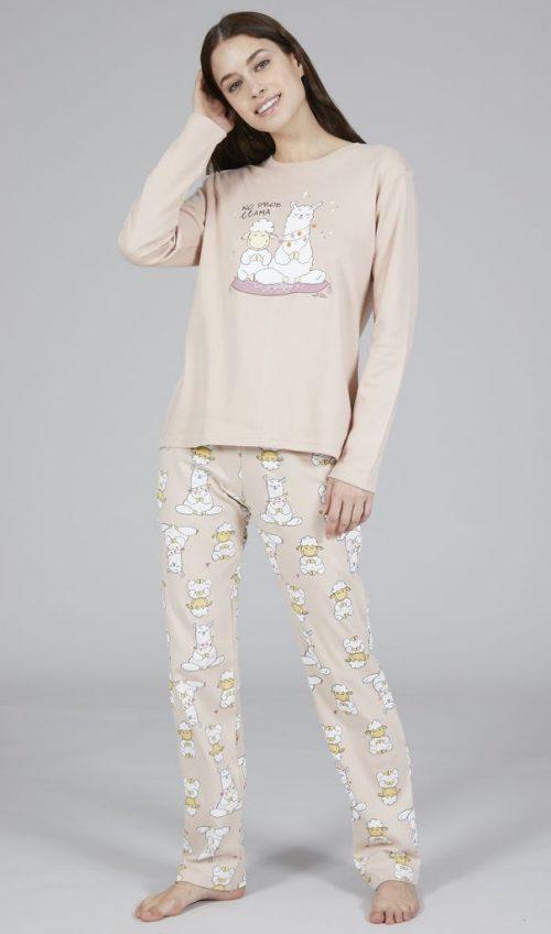 5032 pigiama donna HAPPY pEOPLE