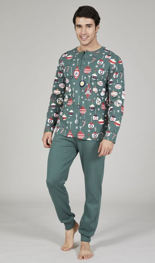 5215 pigiama uomo Happy People