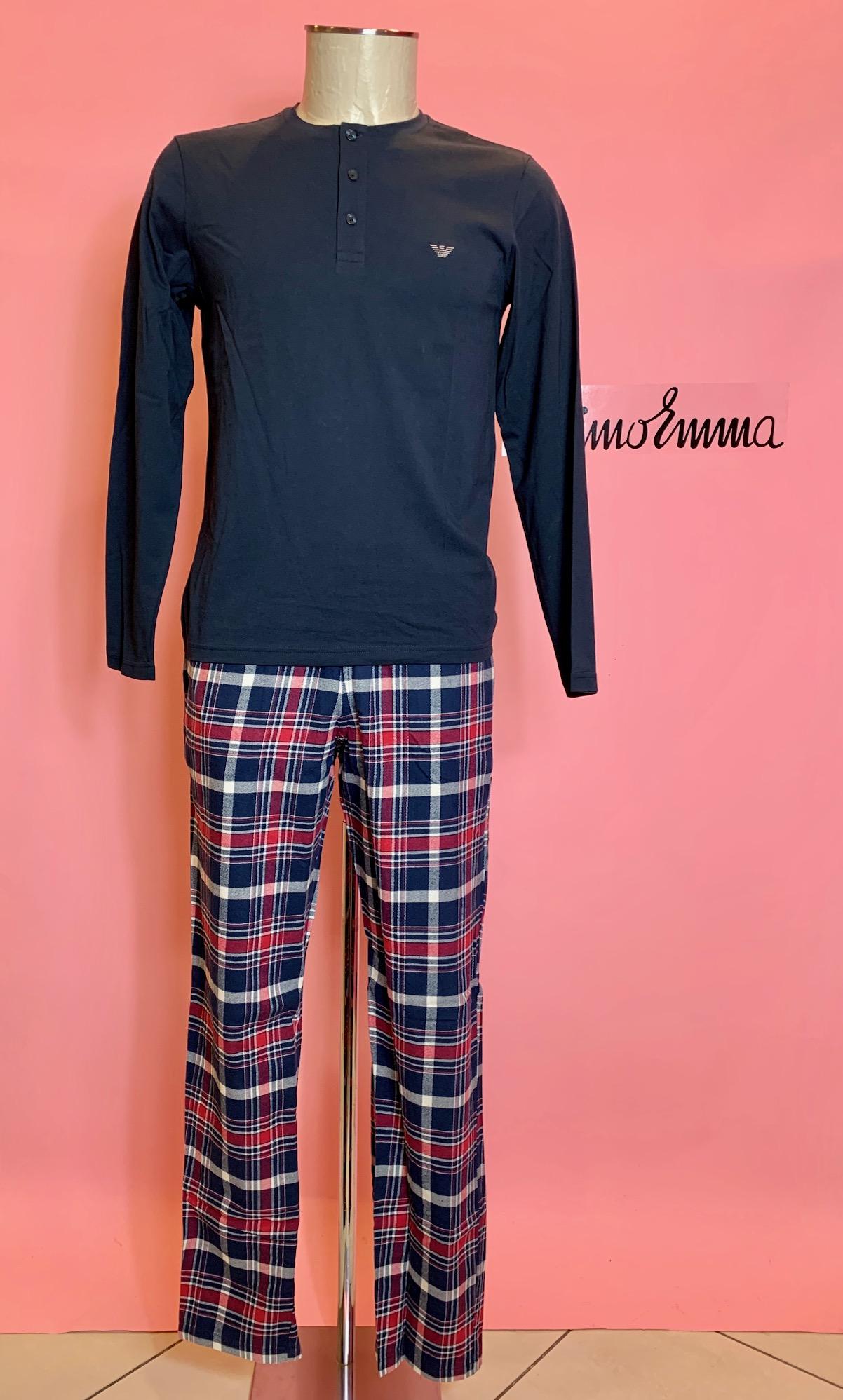 pigiama Emporio Armani