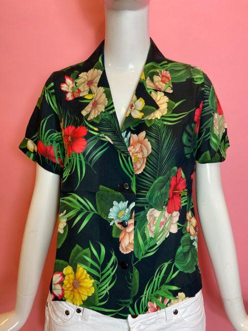 camicia fiori Sundek
