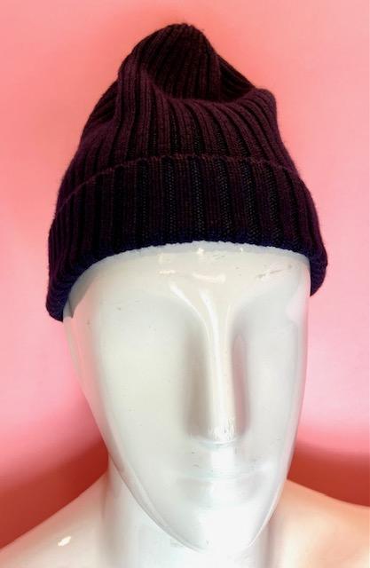 cappello seta e cashmere Gallo